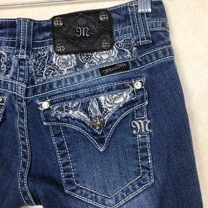 Miss Me | Bermuda jeans short